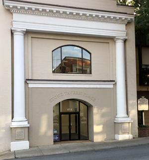 414 E. Market St. Charlottesville, Virginia